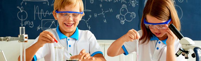 Ateliers Scientifiques pour les 6-12 ans